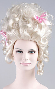 Darg Queen Blonde full lace wigs with Bows