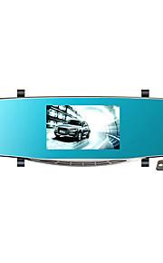 "Anytek X3 Allwinner A20 720p / 1080p Bil DVR 4,3"" Skærm Dash Cam"