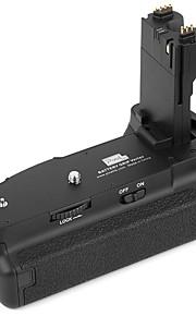 pixel® e7 slr battery grip zwart voor Canon 7D