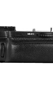 pixel® d11 slr camerbattery grip zwart voor Nikon D7000