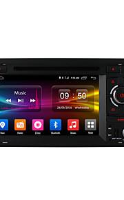 Ownice 7 Android 6.0 met 16g rom quad core auto dvd-speler voor audi a4 s4 rs4 2002-2008 met HD-scherm 1024 * 600 ondersteuning 4G LTE