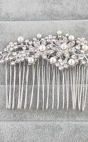 Damen Kristall Kopfschmuck-Hochzeit Besondere Anlässe Haarkämme 1 Stück