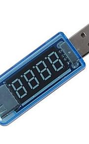 MIni USB Charger Doctor Current Voltage Charging Detector USB Mobile Power Current and Voltmeter Ammeter Voltage Charger Tester