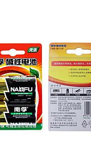 1 alkaline batterijen 2 tabletten voor boiler / gas gasfornuis / zaklamp batterij