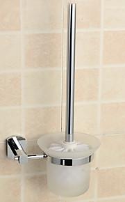 Brass Toilet Brush HolderToilet Brush Bathroom Products Bathroom Accessories