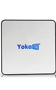 TV Box Android 5.1 bianco 802.11 b/g/n Wi-Fi