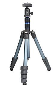 nest aluminium 300mm gevouwen lengte 5 secties camerastatief nt-235k