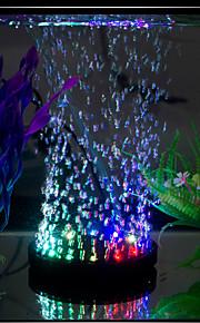 Acuarios Iluminación LED Multicolor Ahorro de Energía Silencioso Lámpara led 220V
