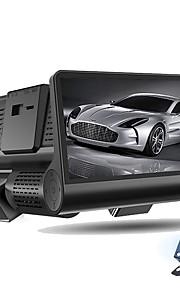 hd auto dvr 1080p auto camera recorder dash cam g-sensor video registrator 3 lens camcorder wdr nachtzicht auto dvrs tachograaf