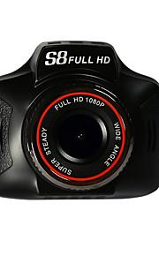 (Met Russische voice) 1080p auto dvr radardetector gps hd dash cam g-sensor video registrator vaste snelheid radar auto camcorder