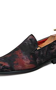 Mocassins masculins&Slip-ons printemps été club chaussures moccasin chaussures formelles confort tullewedding bureau