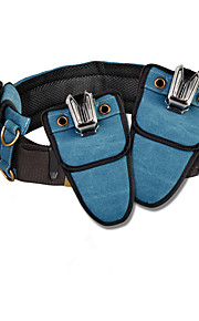 dslr camera riem riem mount houder enkele sluiting hanger holster best sell sport taille zakken