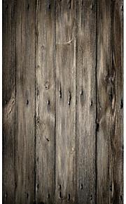 5 * 7ft stor fotografering baggrundsramme klassisk mode træ trægulv til studio professionel fotograf