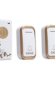 V002F ABS Non-visual doorbell Wireless Doorbell Systems