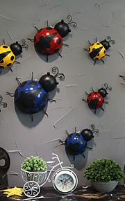 3PC Random Color Original Bar Accessories Wall Decor Metal Contemporary Retro Wall Art1