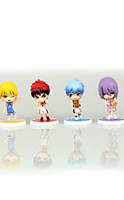 Anime Action Figurer Inspirert av Kuroko ingen Basket Midorima Shintaro PVC CM Modell Leker Dukke
