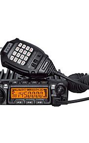 Voertuigmontage FM-radio Noodgevallen Alarm LCD-scherm Time-out timer TOON/DTMF Tegengestelde frequentie Conversatiemodus Deactiveren