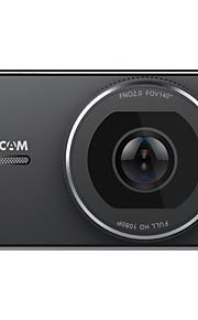 [Pre-venta] Cámara del dvr del coche del hd de sjcam m30 1080p 140 ° cámara de la rociada ancha del trazo wifi / g-sensor / detección del movimiento