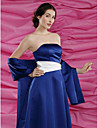 Hochzeit Wraps / Schals Schals Satin Royal Blau Party