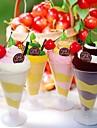 înghețată Sundae prosoape (set de 2)