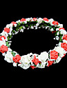 Women\'s/Flower Girl\'s Foam Headpiece - Wedding/Special Occasion/Outdoor Flowers