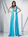 WAPEKA - kjole til kveld i Chiffon
