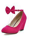ARIANNA - Chaussures Compensées Daim