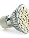 Lampada de Foco GU10 3.5 W 220 LM 2800K K Branco Quente 21 SMD 5050 AC 220-240 V MR16