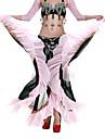 와 쉬폰 안무 복은 여성보다 색상에 대한 실적 벨리 댄스 스커트 주름