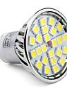 4W GU10 Spot LED MR16 24 SMD 5050 280 lm Blanc Naturel AC 85-265 V