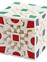 Slät Hastighet Cube Utstyrsel Hastighet Magiska kuber Ivory Plastic