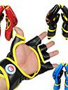 Boxing Gloves Fingerless Gloves Unisex Wearable Boxing Red / Black / Blue