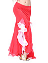 Performance Dancewear Viscose with Ruffles Belly Dance Skirt For Ladies More Colors More Colors