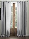 två paneler chenille fast klassiska rayon miljövänlig gardin
