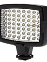 CN-LUX560 LED Video Lampa För Canon Nikon Camera DV Camcorder