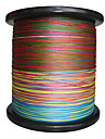 2000M / 2200 Yards PE Braided Line / Dyneema / Superline Fishing LineGreen / Orange / Yellow / Purple / Fuchsia / Red / Blue / Assorted