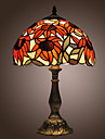 PARIS - Lampe de Table Tiffany Fini Bronze