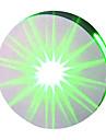 1W moderne mene la lumiere de mur avec Eclairage Design UFO plaque ronde lumiere de roue
