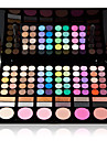 78 Lidschattenpalette Matt / Schimmer Lidschatten-Palette Puder GrossAlltag Make-up / Party Make-up / Halloween Make-up / Smokey Makeup /