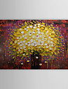 Hand Painted Oil Painting Botanical Blooming tree Tree with Stretched Frame 1307-BO0155