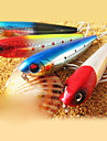 """1 pcs Poissons nageur/Leurre dur Crayon leurres de peche Crayons Poissons nageur/Leurre dur Noir Jaune Rouge Bleu g/Once mm/3-5/16"""" pouce,"""
