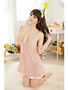 Fashion Peach Translucent Babydoll (Passar S-XL)