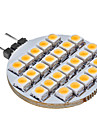LED a Double Broches Blanc Chaud G4 1W 25 80 LM DC 12 V
