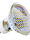 4W GU10 LED-spotlights MR16 36 SMD 3014 280 lm Varmvit AC 220-240 V