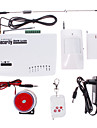2011 Wireless Home GSM Security Alarm System / Larm / SMS / Samtal / Autodial