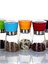 Casual Glas Pepper Mills i 5 färger