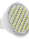 4 W 60 SMD 3528 330-360 LM Cool White LED Spotlight AC 12 V
