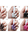 Dull Polish Matt Nail Polish(12ML,Assorted Colors,No.12-18)
