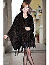 Fur Wraps Shawls Feather/Fur Black / Brown Party/Evening / Casual