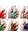 Dull Polish Matt Nail Polish(12ML,Assorted Colors,No.7-12)